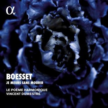 Cover Boësset: Je meurs sans mourir (Alpha Collection)