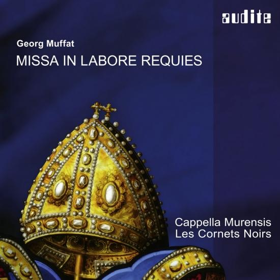 Cover Muffat: Missa in labore requies
