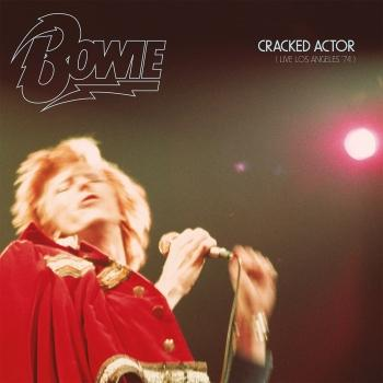 Cover Cracked Actor, Live in Los Angeles '74