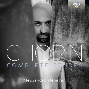 Cover Chopin: Complete Etudes