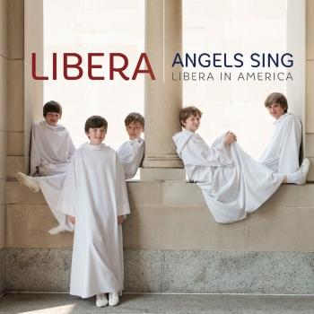 Cover Angels Sing - Libera in America