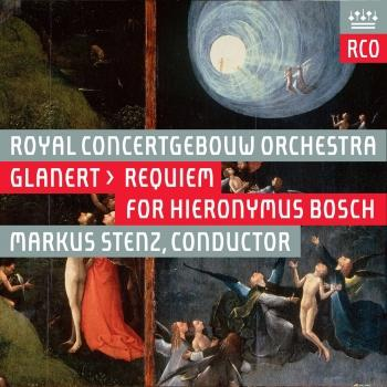 Cover Detlev Glanert: Requiem for Hieronymus Bosch (2016 Version)