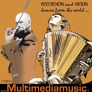 Accordion and Violin Dances from the World