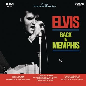 Cover Back In Memphis (Remastered)