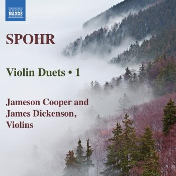 Cover Spohr: Violin Duets, Vol. 1