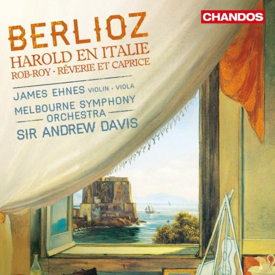 Cover Berlioz: Works for Orchestra (Live)