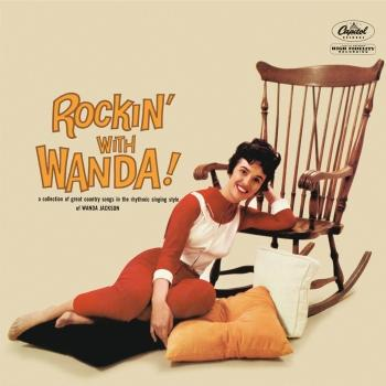 Cover Rockin' With Wanda! (Remastered)