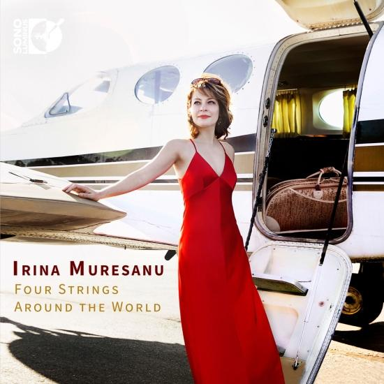 Cover Four Strings Around the World