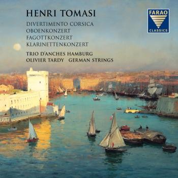 Cover Henri Tomasi (Remastered)