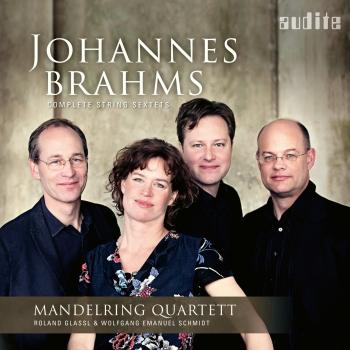 Cover Brahms: Complete String Sextets