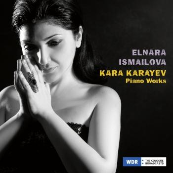 Cover Kara Karayev: Piano Works