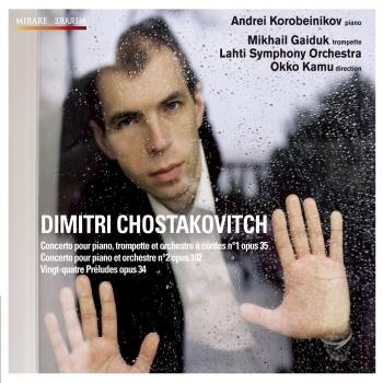 Cover Chostakovitch: Piano Concerto No. 2 Op. 02, 24 Préludes Op. 34