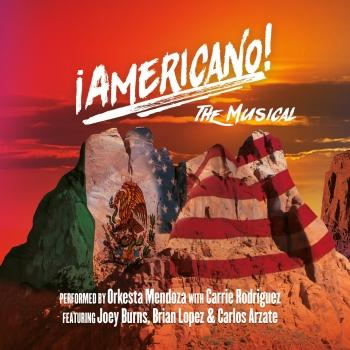 Cover iAmericano!: The Musical