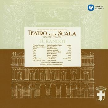 Cover Puccini: Turandot (1957 - Serafin) - Callas Remastered