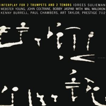 Cover Interplay For 2 Trumpets And 2 Tenors (2016 Remaster)