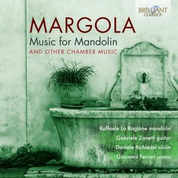 Cover Margola: Music for Mandolin and other Chamber Music