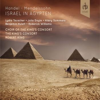 Cover Handel: Israel in Egypt, HWV 54