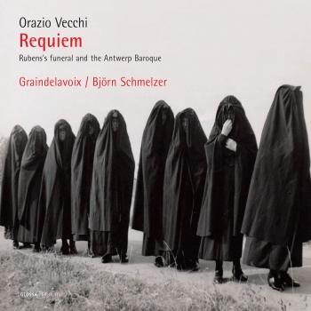 Cover Vecchi: Requiem – Rubens's Funeral & The Antwerp Baroque