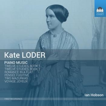 Cover Loder: Piano Music