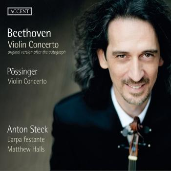 Cover Beethoven & Pössinger: Violin Concertos