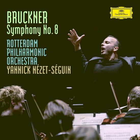 Cover Bruckner: Symphony No.8 In C Minor, WAB 108 - Version Robert Haas 1939