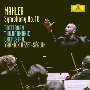 Cover Mahler: Symphony No.10 In F Sharp (Unfinished) - Ed. Deryck Cooke