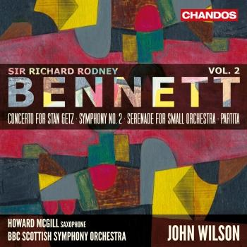 Cover Bennett: Orchestral Works, Vol. 2