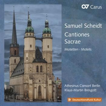 Cover Scheidt: Cantiones Sacrae