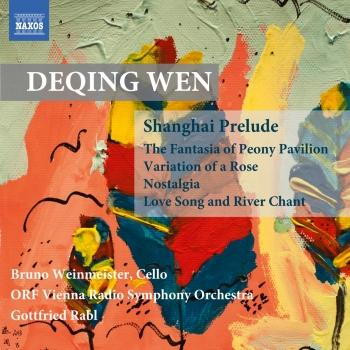 Cover Deqing Wen: Orchestral Works