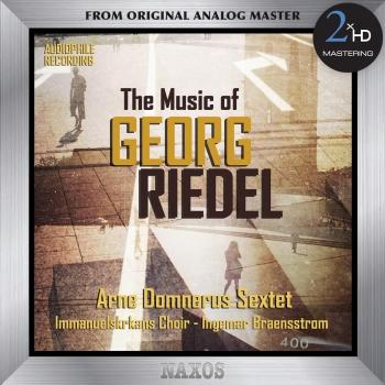 Cover The Music of Georg Riedel (Remaster)