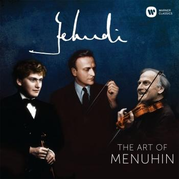 Cover Yehudi! - The Art of Menuhin
