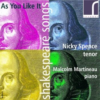 Cover Shakespeare Songs As You Like It