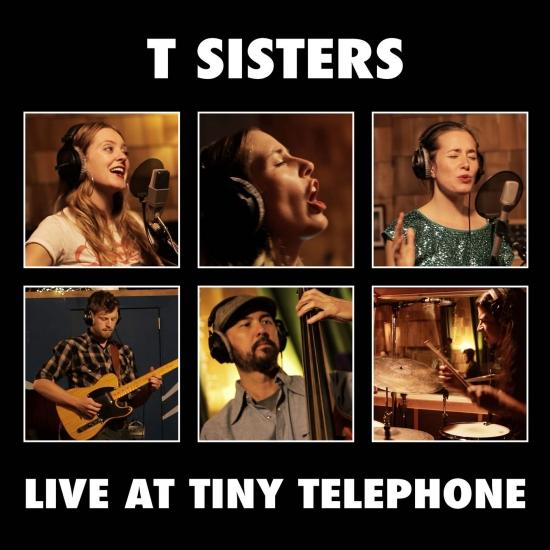 Cover Live at Tiny Telephone