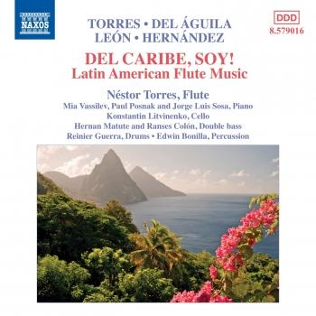 Cover Del Caribe, Soy!: Latin American Flute Music