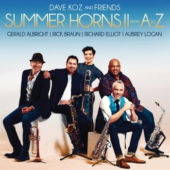 Cover Summer Horns II From A To Z