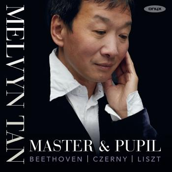 Cover Master & Pupil: Beethoven, Czerny & Liszt
