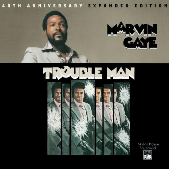 Cover Trouble Man (40th Anniversary Expanded Edition)