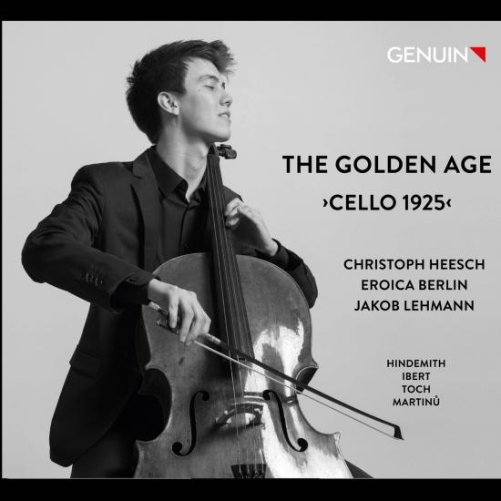Cover The Golden Age: Cello 1925