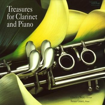 Cover Treasures for Clarinet & Piano