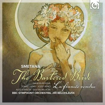Cover Bedřich Smetana: The Bartered Bride