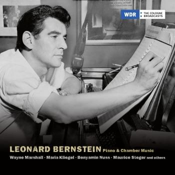 Cover Bernstein: Piano & Chamber Music