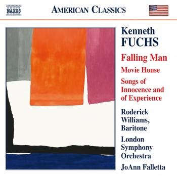 Cover Kenneth Fuchs: Works for Baritone Voice & Orchestra