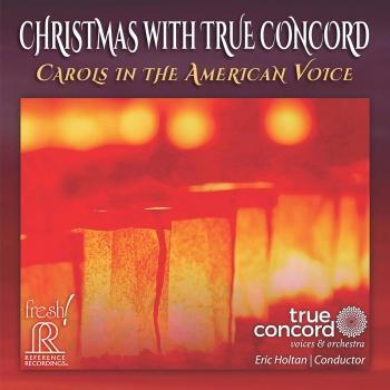 Cover Carols in the American Voice