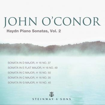 Cover Haydn: Piano Sonatas, Vol. 2