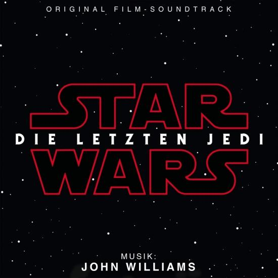 Cover Star Wars: Die Letzten Jedi (Original Film-Soundtrack)