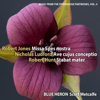 Cover Music from the Peterhouse Partbooks, Vol. 4