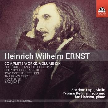 Cover Ernst: Complete Works, Vol. 6