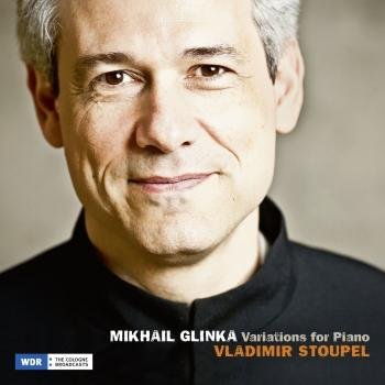 Cover Mikhail Glinka: Variations for Piano