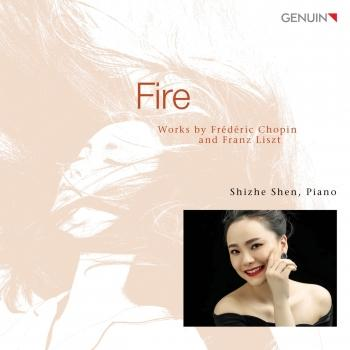 Cover Fire: Works by Chopin & Liszt