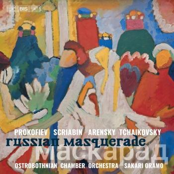 Cover Russian Masquerade